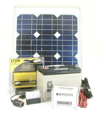 20 watt do it yourself solar energy starter kit solutioingenieria Gallery
