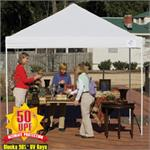 Portable Straight Leg Pop Up Canopies