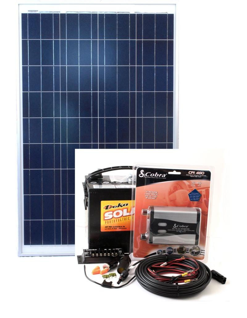 diy residential solar systems - photo #25