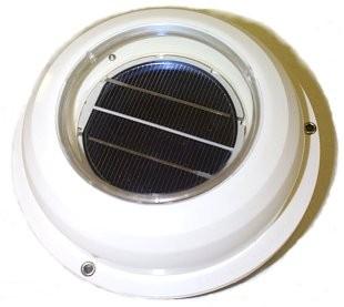 Solar Ventilation Fan With Battery